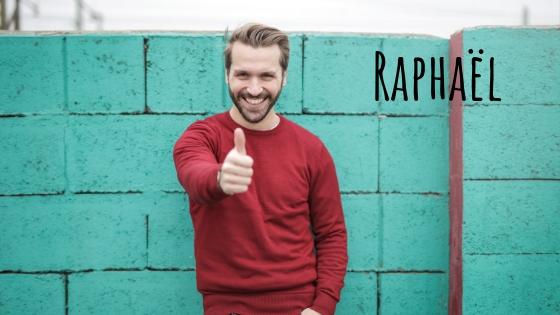 Pèse personne Raphaël