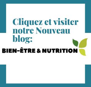 site du bien Etre et de la nutrition